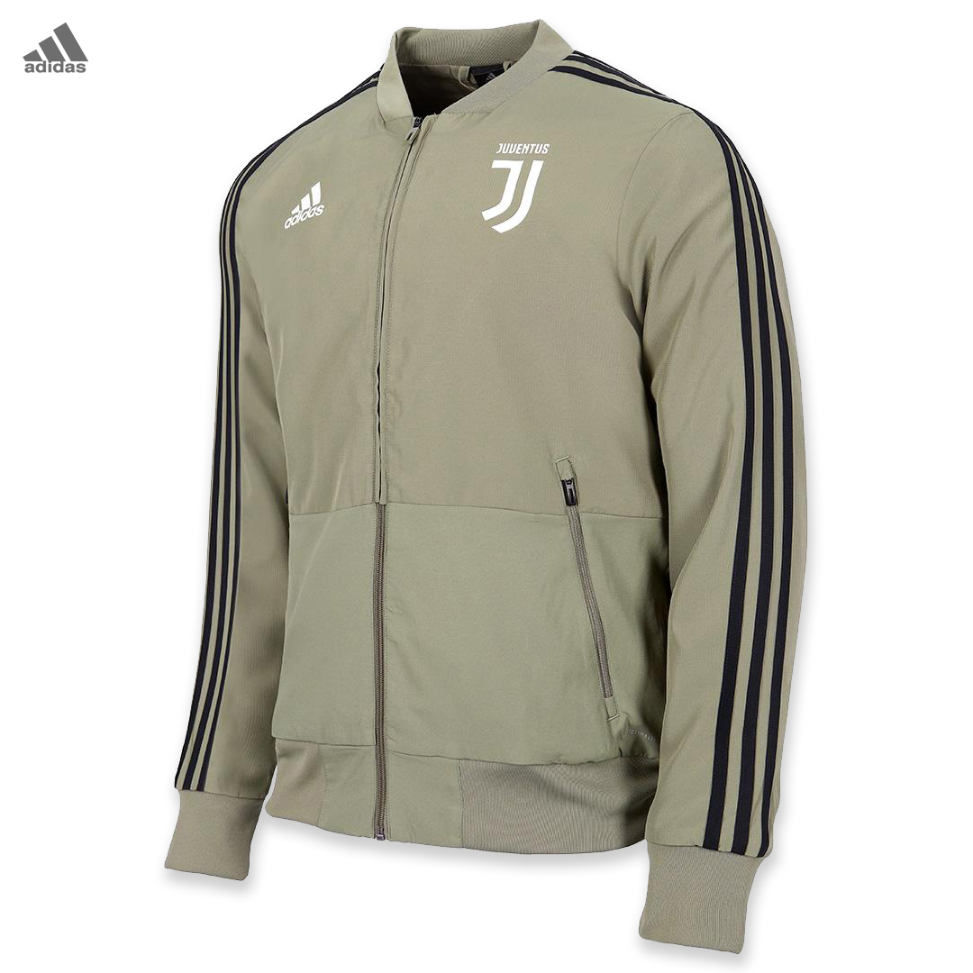 Juventus Giacca Rappresentanza Argilla 2018/19 JUVE Pre JKT   eBay