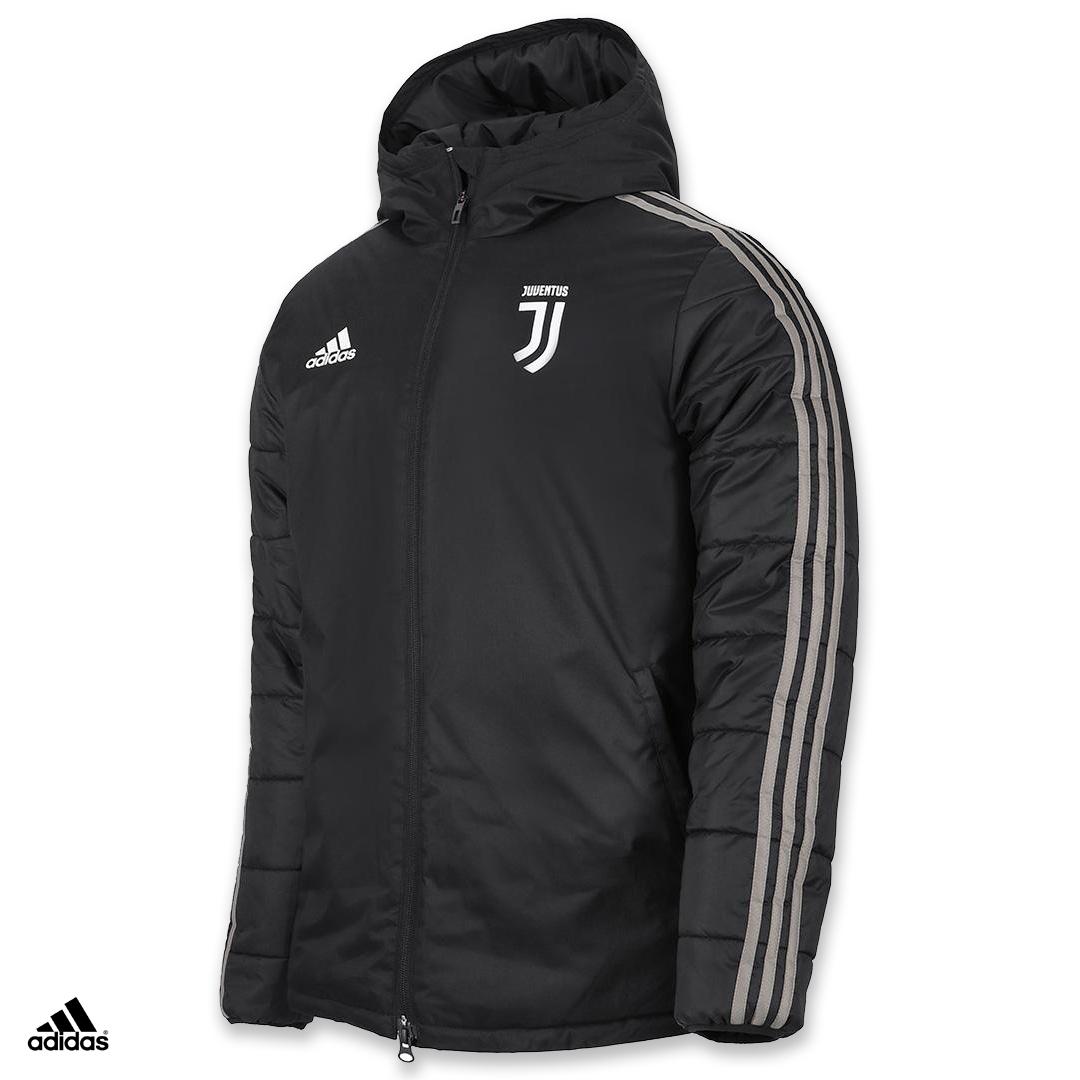 Juventus Giaccone Imbottito Nero 2018/19 Adidas Giacca Winter   eBay