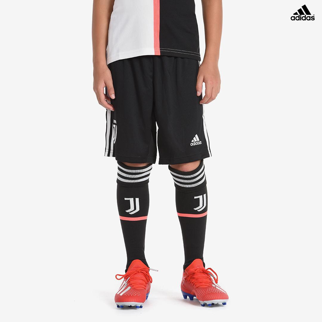Dettagli su Juventus Pantaloncini Gara HOME Campionato 201920 Bambino