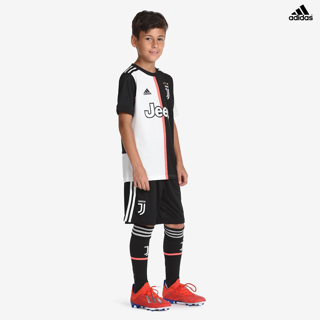 Juventus Pantaloncini Gara HOME Campionato 2019//20 Bambino