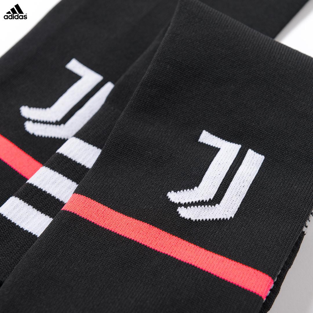Juventus-Calzettoni-Gara-HOME-Ufficiali-Campionato-2019-20-Socks-Uomo miniatura 2