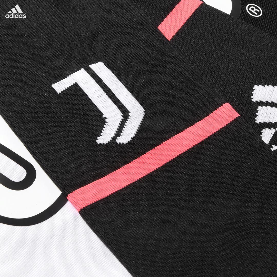 Juventus-Calzettoni-Gara-HOME-Ufficiali-Campionato-2019-20-Socks-Uomo miniatura 3