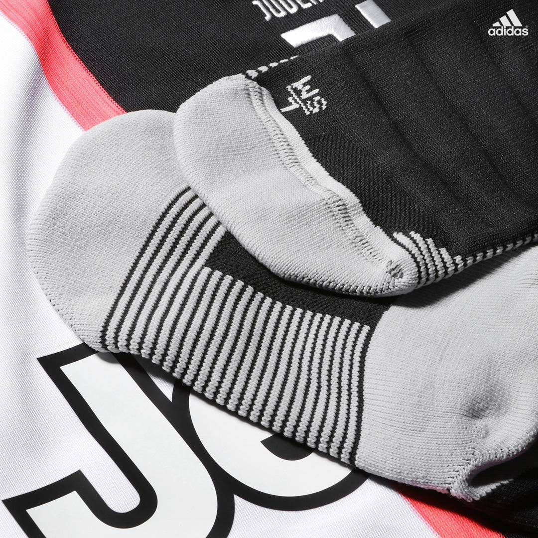 Juventus-Calzettoni-Gara-HOME-Ufficiali-Campionato-2019-20-Socks-Uomo miniatura 6