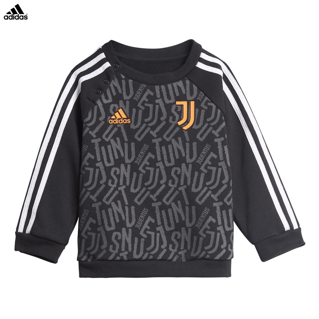 Juventus Tuta Baby Jogger Allenamento adidas Nera Campionato 2020 ...