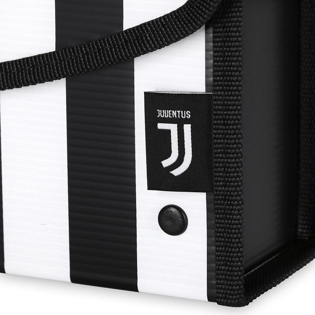 Cartella Scuola Juventus Polionda 2019-2020 Prodotto Ufficiale Seven