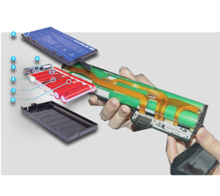 Asus  X84EB Batteria bassa autoscarica potenziata
