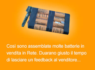 Batteria intelligente Acer  EasyNote TM87